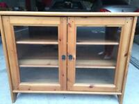 TV UNIT ( solid pine)