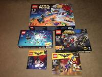 Lego Star Wars Advent Calendar (75184) bundle