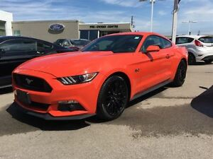 2016 Ford Mustang GT with Performance Pack and Leather