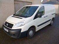 2007 Fiat Scudo 1.6 comfort ( No VAT ) Dog van.