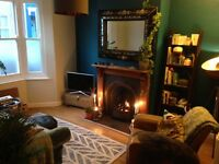 Furnished double bedroom in lovely Hanover house | Brighton house share with one other female 31