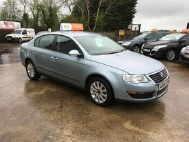 Late 2006 Volkswagen Passat 1.9 TDI Diesel **FINANCE AND WARRANTY** (a4,golf,leon)