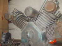 compressor spares or repairs needs a motor tank and engine all good