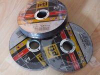 angle grinder metal cut blades 115 x 1.0 x 22mm 10 pcs