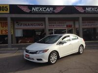 2012 Honda Civic EX AUT0MATIC A/C POWER SUNROOF ONLY 91K