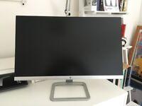 "HP 24ea Full HD 24"" IPS LED Monitor 1920 X 1080p Boxed As New"