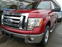 2010 Ford F-150 XLT 5.4L Super Cab and Tailgate Step