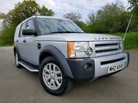2008 LandRover Discovery 2.7 TDV6 AUTO XS 7 SEATER! FSH! Heated Leather! Sat Nav! Lovely Example!