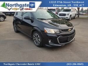 2017 Chevrolet Sonic RS, Sunroof, Bluetooth, USB, Heated Seats