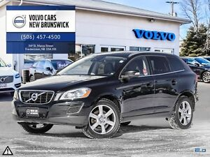 2013 Volvo XC60 T6 PREMIER PLUS! LEATHER! SUNROOF! BLIS!