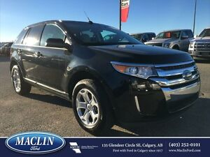 2014 Ford Edge SEL, Duel Moonroof, Heated Leather Seat
