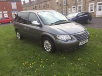 2006 Chrysler grand voyager crd se top spec 7 seater 112k its 141 bhp so very powerful
