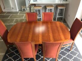 G Plan extending table