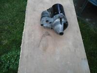 vauxhull corsa starter motor
