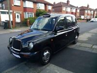 LONDON TAXI LTI TX1 1999 V-REG AUTOMATIC + 12 MONTHS MOT NO ADVISORIES