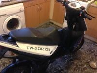 Perfect 125cc moped
