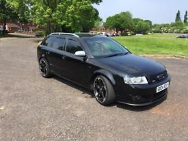 Audi A4 1.8 petrol s line