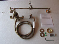 COMPLETE THERMOSTATIC SHOWER VALVE