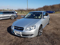 Subaru Legacy 3.0 RN Saloon Automatic Full Extensive Service History
