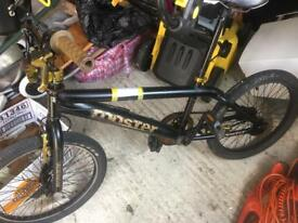 Rooster kids bike, 20 inch tyres