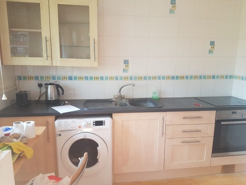 Kitchen Units Beach Shaker Style - 2nd hand MUST GO! BUY NOW ...