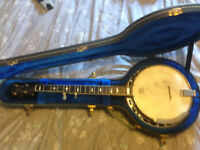Gibson RB250 Mastertone 'Bluegrass' Banjo (1987)