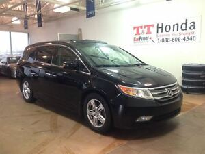2013 Honda Odyssey Touring * Leather, Navi, Remote Starter, New