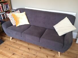 Beautiful mid century style sofa