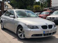 BMW 5 Series 2.0 520d Automatic Full Bmw Dealer Service History 1 Owner 2 Keys + WARRANTY