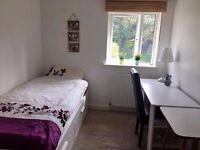 TWO single room available in the same flat at DEPTFORT for just 125 p/w
