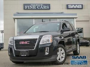 2013 GMC Terrain SLT-Navigation Heated leather Alloys NoAccident
