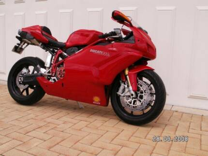 2006 Ducati 999s Karrinyup Stirling Area Preview