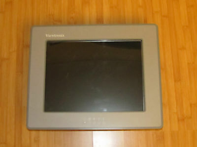 Viewtronix Xt1500 Panel View Operator Interface Monitor