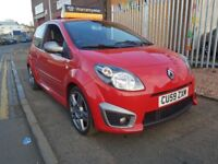 Renault Twingo 1.6 Renault sport 3dr **GREAT EXAMPLE**TOP SPEC**2009**REDUCED**BARGAIN**