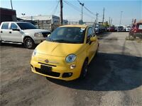2016 Fiat 500 **Brand NEW** Sport Loaded Only $17995