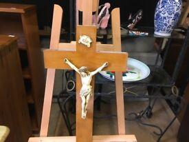 Vintage Cross of Jesus