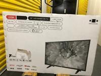 "39"" LOGIK Brand new smart tv with warranty"