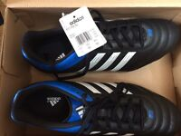 BRAND NEW tagged Adidas mens rugby boots size UK 10.5