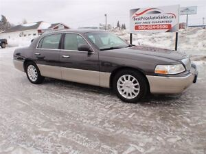 2007 Lincoln Town Car SIGNATURE! CERTIFIED!