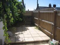 REDUCED 2 bed garden l PETS WELCOME l WATER & COUNCIL TAX INC l OVERSEAS STUDENTS l city centre park