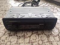 Sony USB Aux Player radio car Stereo Audio Model DSX-A40UI