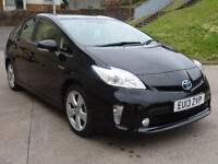TOYOTA PRIUS 1.8 T4 VVT-I 5d AUTO 99 BHP FULL MAIN DEALER SERVICE RECORD ++ 1 OWNER FROM NEW+