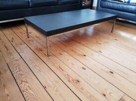 Ikea Black Klubbo Coffee Table £10