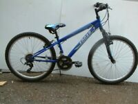 """boys/girls edgar expert bike with 24"""" wheels in excellent condition"""