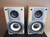 Panasonic SB-PM30 Bookshelf Speakers (30w) H-11'', W- 6 ¾ '', D-9 ½ ''