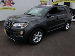 2016 Ford Explorer XLT, Auto, Navigation, 3rd Row Seating, 4x4