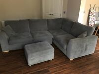 Large DFS Corner Sofa For Sale! Great Condition