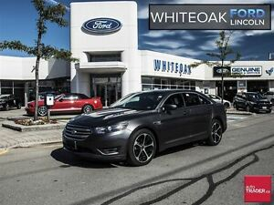 2015 Ford Taurus SEL, LEATHER, NAVIGATION, MOONROOF, 20WHEELS
