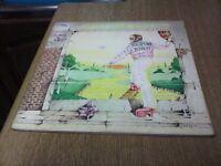 ELTON JOHN YELLOW BRICK ROAD ORIGINAL RELEASE DOUBLE ALBUM