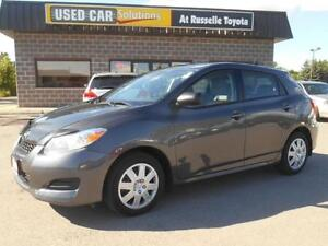 2011 Toyota Matrix Base 4-Speed AT